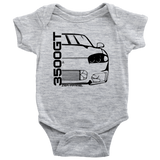 99 FRONT 3500GT (ES EDITION) ONESIE AND TANK - Z16 Apparel