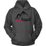 COLORADO CO3S 3000GT 91/93 FRONT HOODIE - Z16 Apparel