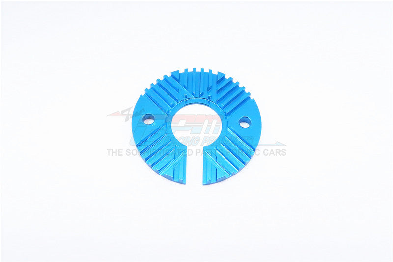 Motor Cooling Plate - 1Pc Blue