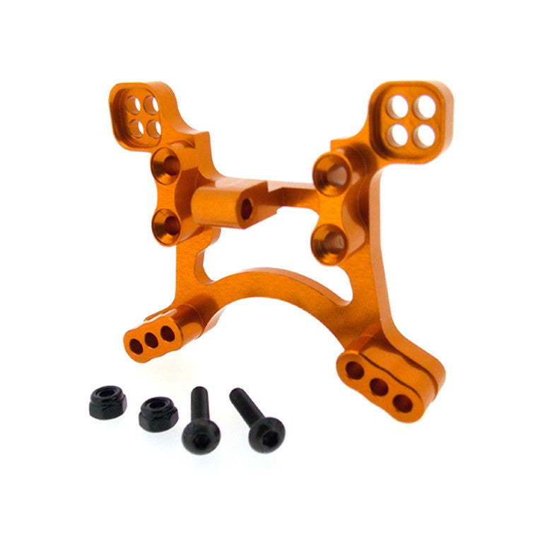 Axial EXO Aluminum Front Shock Tower - 1Pc Set Gold