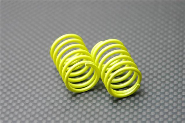 1.7mm (Length 26mm) Coil Spring - 1Pr Yellow - JTeamhobbies