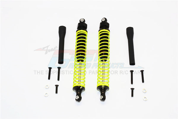 Off Road - Plastic Ball Top Damper (125mm) - 1Pr Set Black