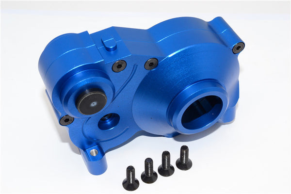 HPI Baja 5B RTR, 5B SS, 5T Aluminum Rear Gear Box - 1Set Blue