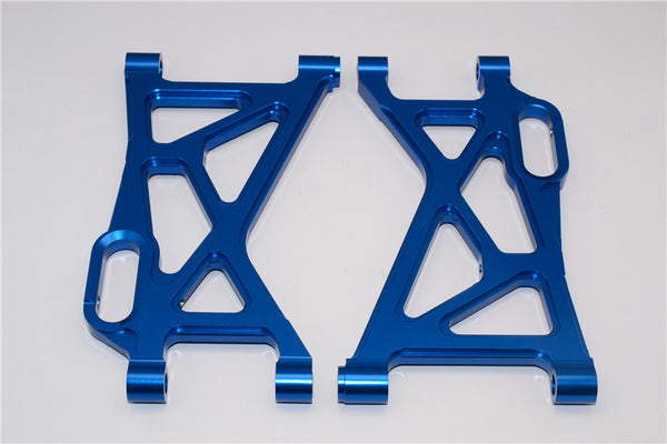 HPI Baja 5B RTR, 5B SS, 5T Aluminum Rear Lower Arm - 1Pr Blue