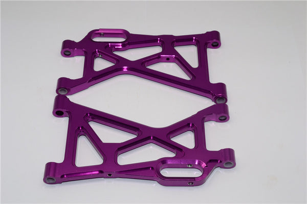 HPI Baja 5B RTR, 5B SS, 5T Aluminum Rear Lower Arm - 1Pr Purple