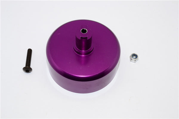 HPI Baja 5B RTR, 5B SS, 5T Aluminum Clutch Bell Of 5mm Bore With Screw & Lock Nut For Use With GPM Pinions#SBJ01618TO - 1Pc Set Purple