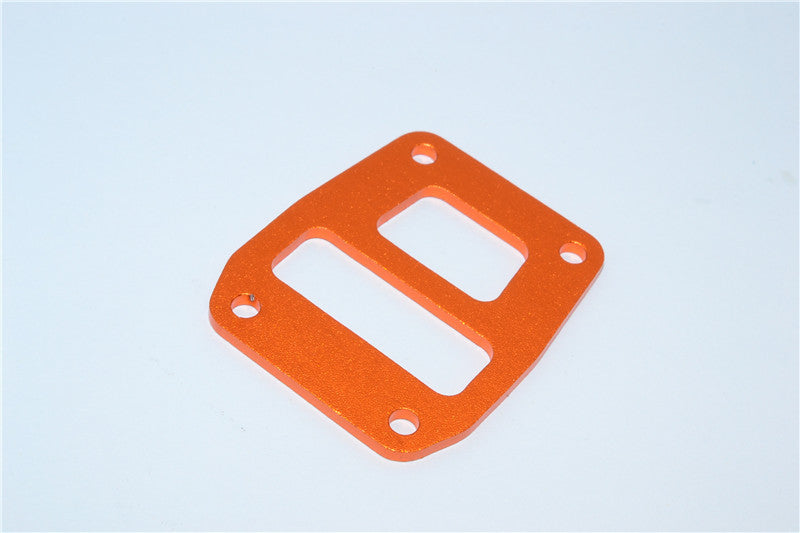 HPI Bullet ST Flux Aluminum Center Diff Plate - 1Pc Orange