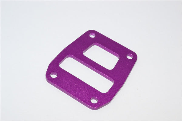 HPI Bullet ST Flux Aluminum Center Diff Plate - 1Pc Purple