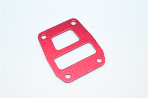 HPI Bullet ST Flux Aluminum Center Diff Plate - 1Pc Red
