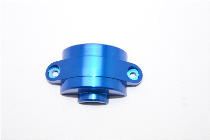 Tamiya CC01 Aluminum Center Gear Box Mount - 1Set Blue