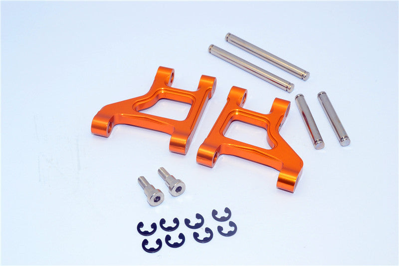 Tamiya CC01 Aluminum Front Lower Suspension Arm - 1Pr Gold