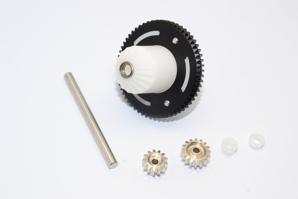 Tamiya CC01 Main Gear Set - Black