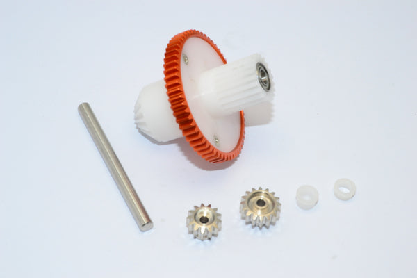 Tamiya CC01 Main Gear Set - Orange