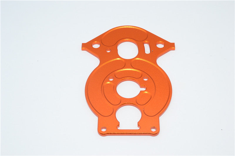 HPI Crawler King Aluminum Motor Nount - 1Pc Set Orange
