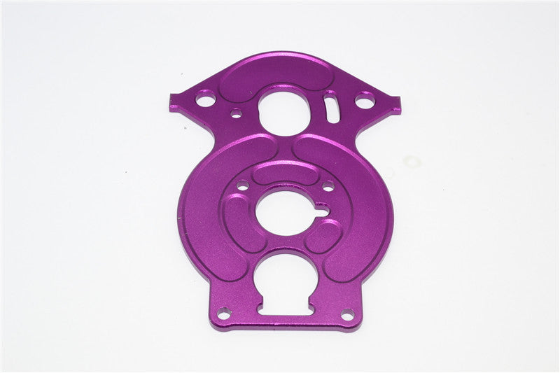 HPI Crawler King Aluminum Motor Nount - 1Pc Set Purple
