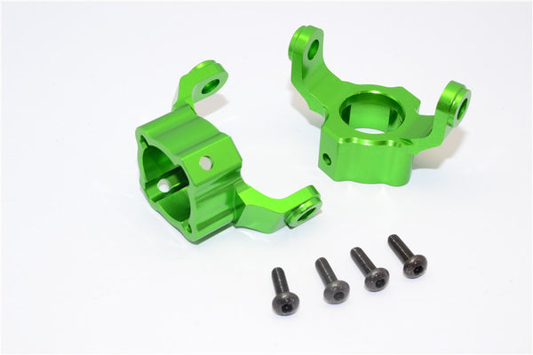 HPI Crawler King Aluminum Front/Rear C-Hub - 1Pr Set Green