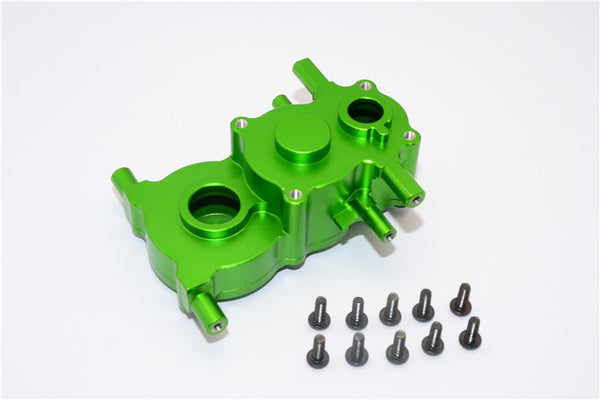 HPI Crawler King Aluminum Center Gear Box - 1 Set Green