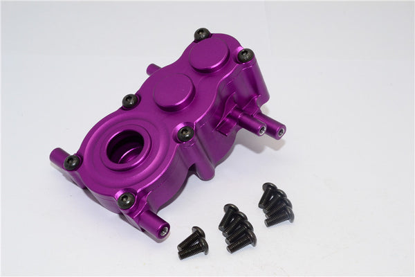 HPI Crawler King Aluminum Center Gear Box - 1 Set Purple