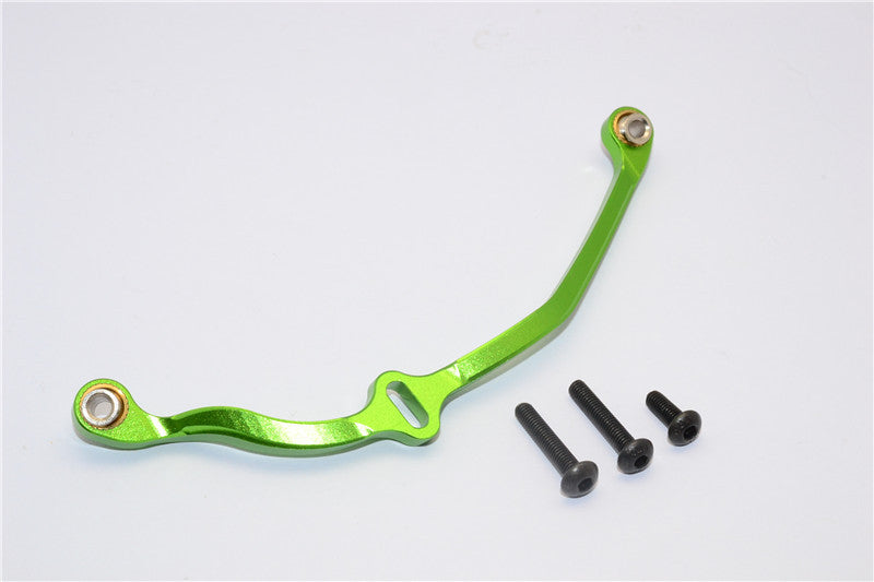 HPI Crawler King Aluminum Steering Rod - 1Pc Set Green