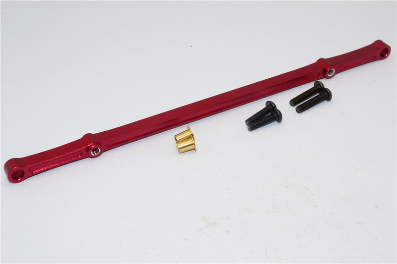HPI Crawler King Aluminum Front/Rear Steering Tie Rod - 1Pc Set Red