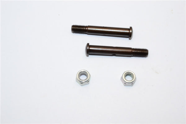 Traxxas Craniac Spring Steel Front Wheel Shaft - 1Pr
