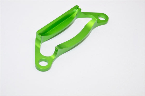Traxxas Craniac Aluminum Battery Holder - 1Pc Set Green