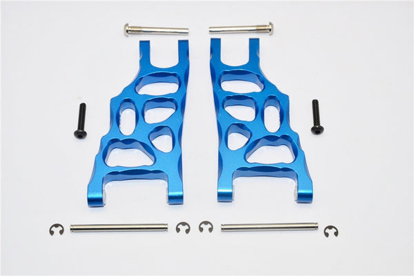 Traxxas Craniac Aluminum Front Suspension Arm - 1Pr Set Blue
