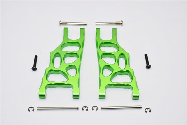 Traxxas Craniac Aluminum Front Suspension Arm - 1Pr Set Green