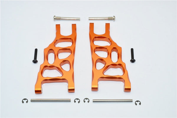 Traxxas Craniac Aluminum Front Suspension Arm - 1Pr Set Orange