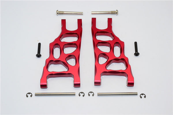 Traxxas Craniac Aluminum Front Suspension Arm - 1Pr Set Red