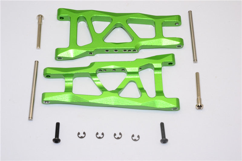 Traxxas Craniac Aluminum Rear Suspension Arm - 1Pr Set Green