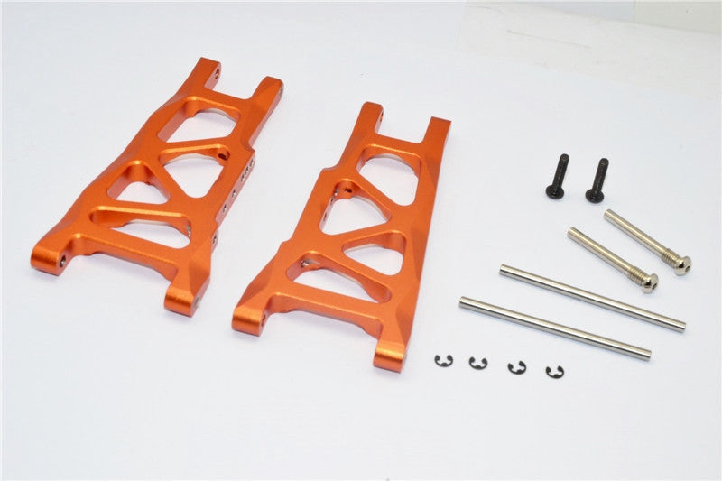 Traxxas Craniac Aluminum Rear Suspension Arm - 1Pr Set Orange