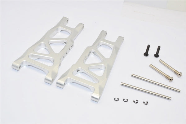 Traxxas Craniac Aluminum Rear Suspension Arm - 1Pr Set Silver