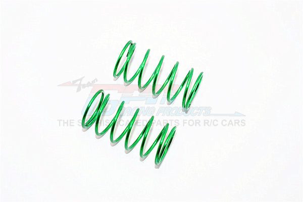 44.5mm Long 1.7 Coil Springs (Inner Dia. 19mm, Outer Dia.23mm) - 1Pr Green