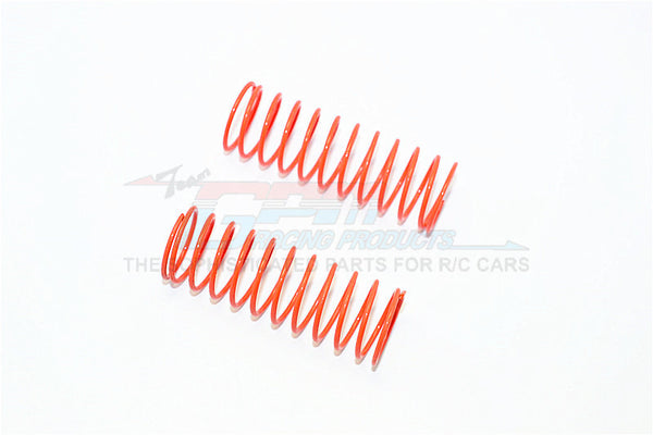 64.8mm Long 1.5 Coil Springs (Inner Dia. 19.2mm, Outer Dia.22.3mm) - 1Pr Orange