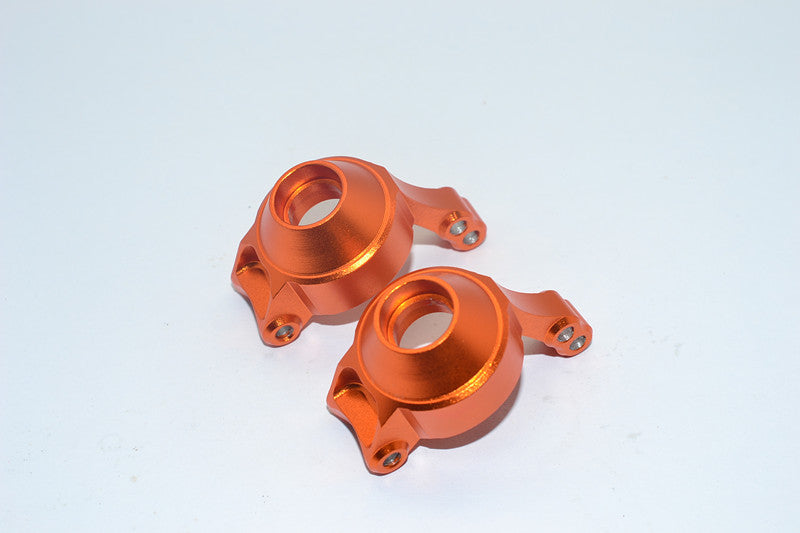 Tamiya DT-03 Aluminum Rear Knuckle Arm - 1Pr Orange