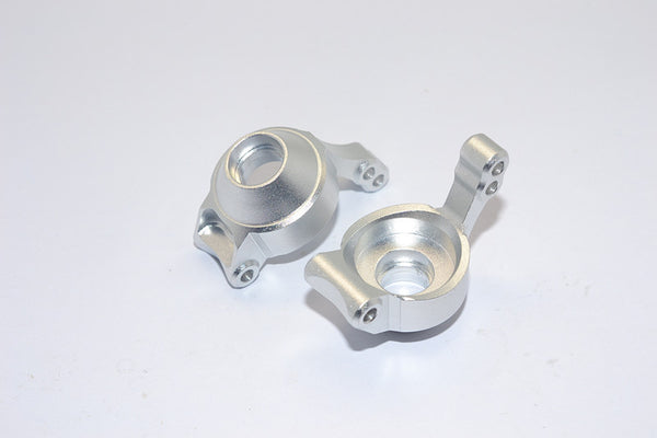 Tamiya DT-03 Aluminum Rear Knuckle Arm - 1Pr Silver