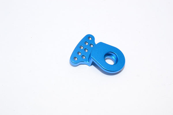 Tamiya DT-03 Aluminum Servo Saver (2mm Thread) - 1Pc Blue