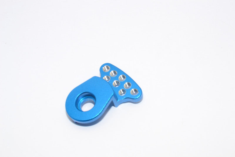 Tamiya DT-03 Aluminum Servo Saver (3mm Thread) - 1Pc Blue