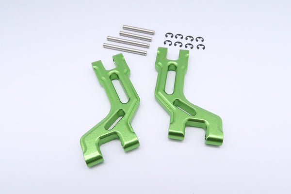Tamiya DT-03 Aluminum Rear Adjustable Upper Arm - 1Pr Green