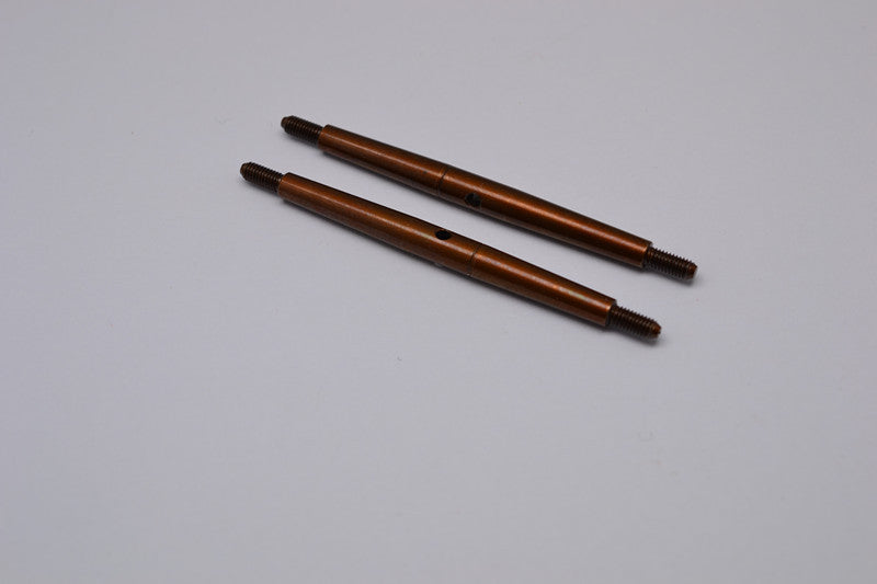 Tamiya DT-03 Spring Steel Anti-Thread Steering Tie Rod - 1Pr Set