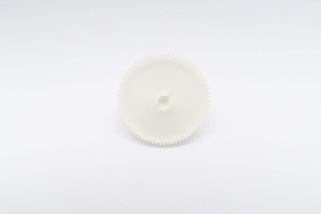Tamiya TT02 & TT02B Delrin Spur Gear 42 Pitch 71T - 1Pc White