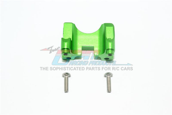 Traxxas E-Revo VXL 2.0 / E-Revo Brushless Aluminum Rear Damper Mount - 1Pc Set Green