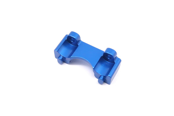 Traxxas 1/16 Mini E-Revo, Mini Slash, Mini Summit Aluminum Front Shock Mount - 1Pc Blue