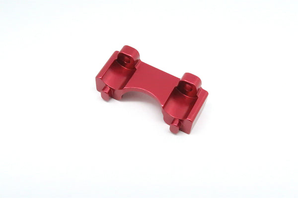 Traxxas 1/16 Mini E-Revo, Mini Slash, Mini Summit Aluminum Front Shock Mount - 1Pc Red