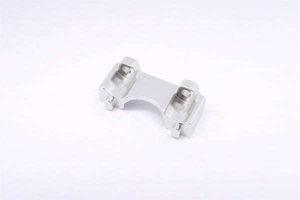 Traxxas 1/16 Mini E-Revo, Mini Slash, Mini Summit Aluminum Front Shock Mount - 1Pc Silver