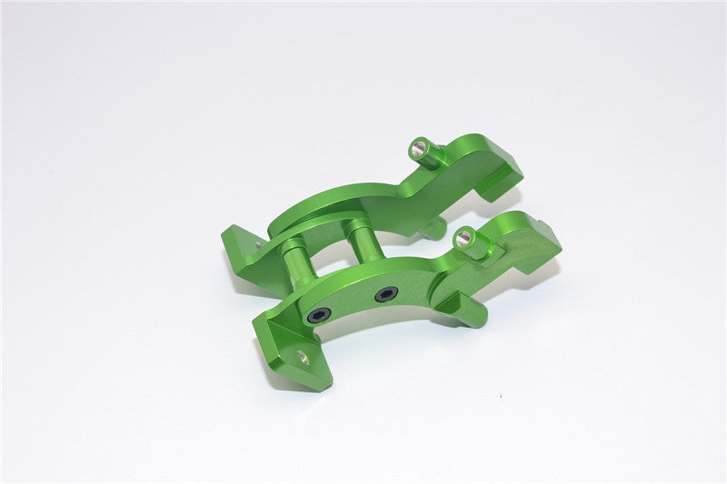 Traxxas 1/16 Mini E-Revo Aluminum Rear Wing Mount - 1 Set Green