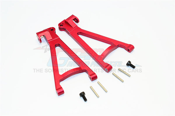 Traxxas 1/16 Mini E-Revo / Mini Summit Aluminum Rear Lower Arm - 1Pr Set Red