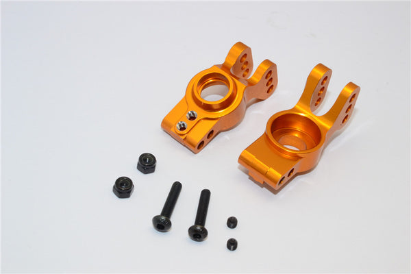 Axial EXO Aluminum Rear Knuckle Arm - 1Pr Set Gold