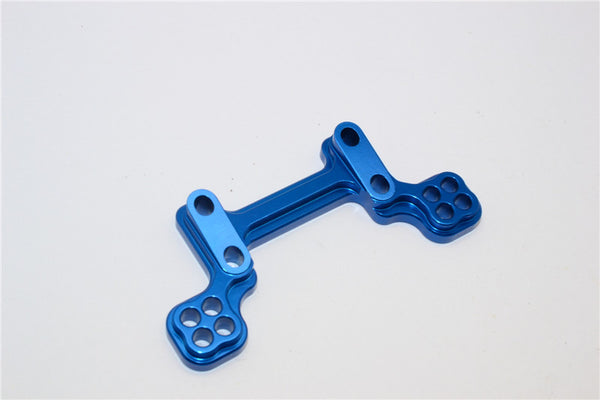Axial EXO Aluminum Rear Shock Tower - 1Pc Blue